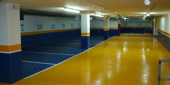 Ideas para pintar mi garaje off topic audisport iberica for Pintura suelo parking